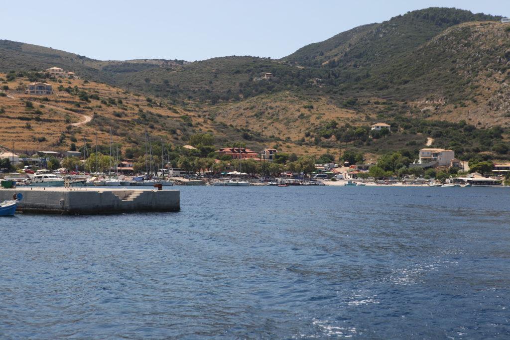 Häpnadsväckande destinationer för din seglats i Grekland